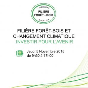 COP21 Colloque HOLLANDE FBF ASFFOR