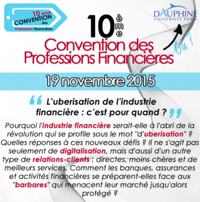 Convention Finance Tidjane Thiam