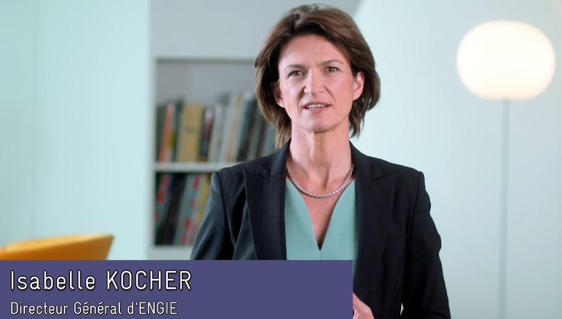 Interview Isabelle Kocher - Révolution énergétique : conséquences et impact sur le secteur numérique