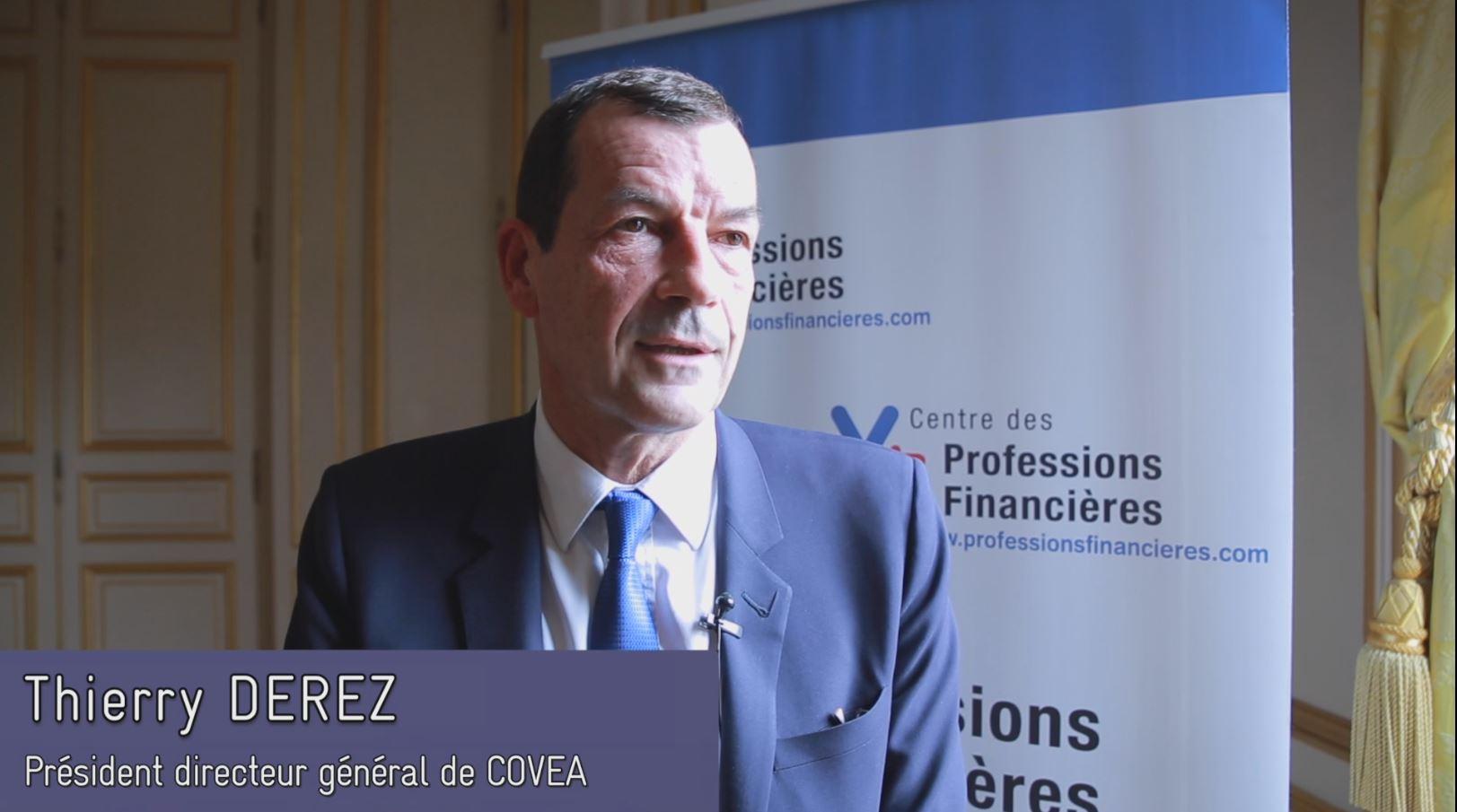 Thierry DEREZ - vidéo manifestation