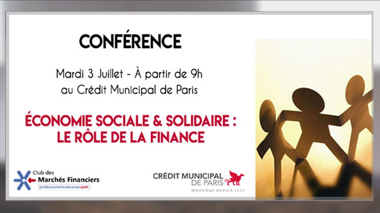 Conf Finance Verte