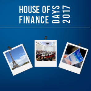 2ème édition des House of Finance Days à Paris-Dauphine
