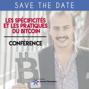 conférence bitcoin