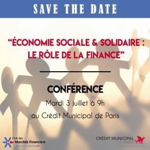 Économie Sociale et Solidaire : le rôle de la Finance