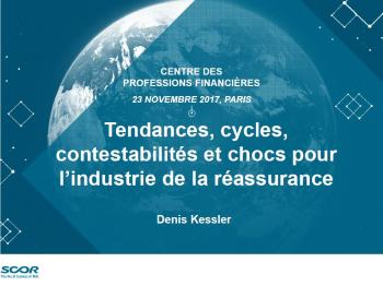 Slides présentées par M.KESSLER lors du déjeuner-débat du 23 novembre