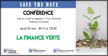Conférence Finance Verte