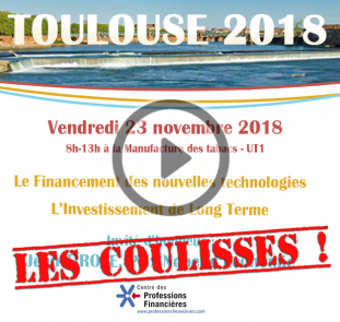 coulisses colloque Toulouse 2018