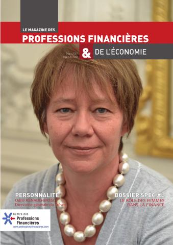 Parution du Magazine numero 11 - Le rôle des femmes dans la finance