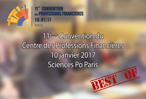 BEST OF 11E CONVENTION DES PROFESSIONS FINANCIÈRES