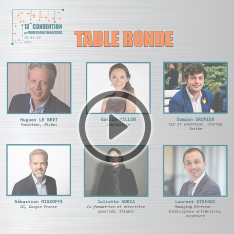 table ronde convention - vidéo