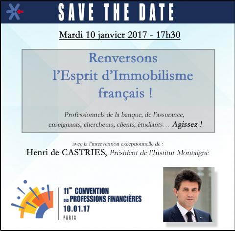 11e Convention des Professions Financières