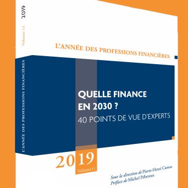 ANNEE DES PROFESSIONS FINANCIÈRES