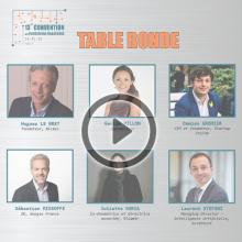table ronde convention - vidéo