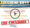 coulisses colloque Toulouse 2018